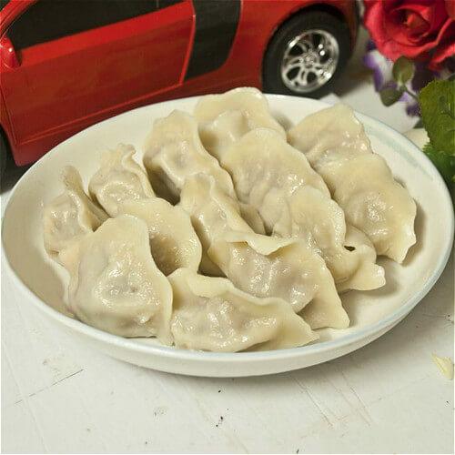 酸菜大肉水饺