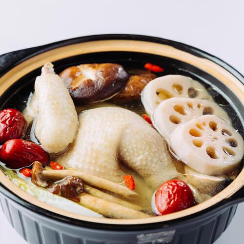 海蛎子鸡毛菜汤