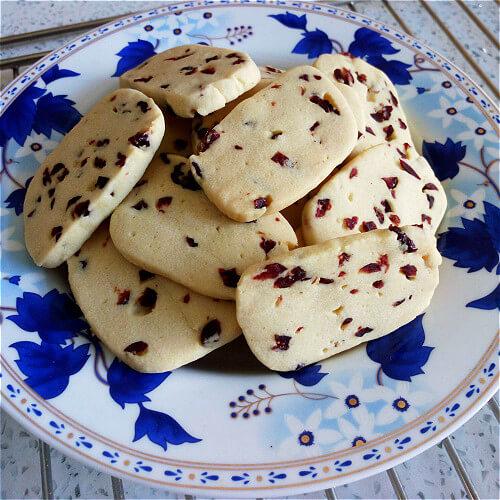 家常蔓越莓饼干酸奶