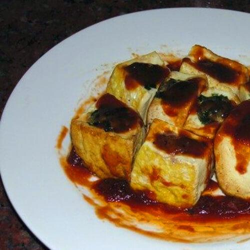 最爱的茄汁豆腐