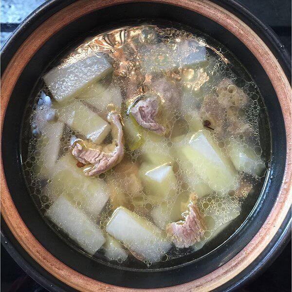 牛肉汤的做法