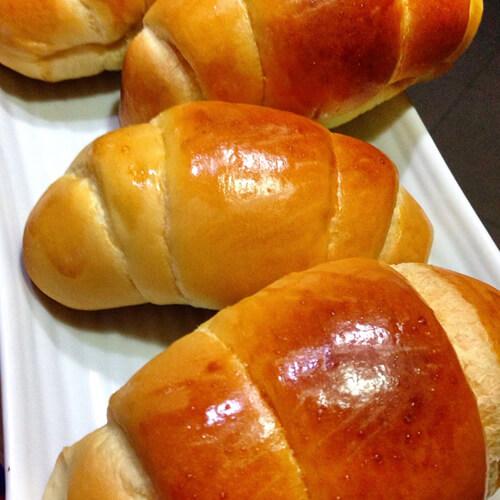 可爱螃蟹面包