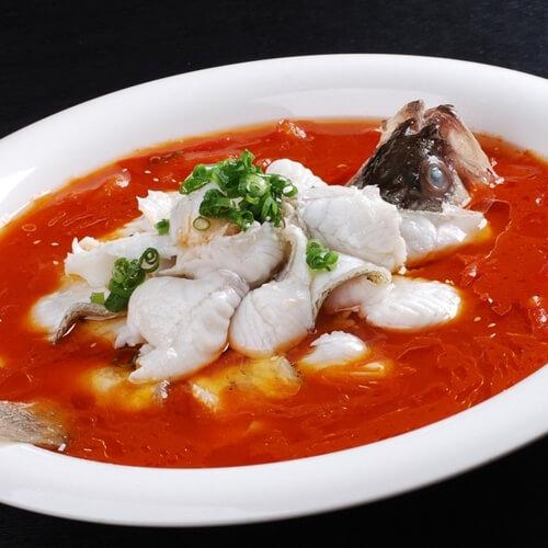 让人怀念的红衫鱼番茄汤