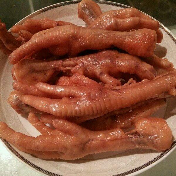 美味卤鸡爪的做法
