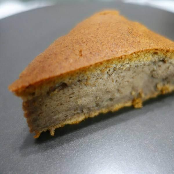 香蕉酸奶戚风蛋糕卷
