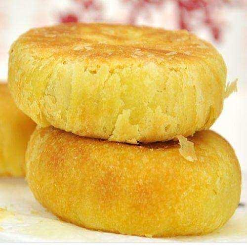 金丝咖喱饼