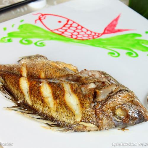 香煎罗非鱼(简单版)