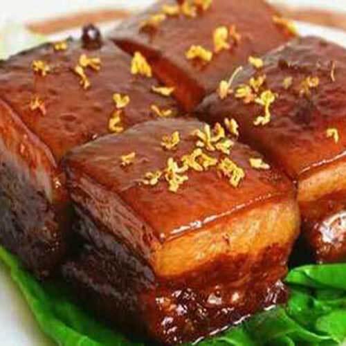 桂香五花肉