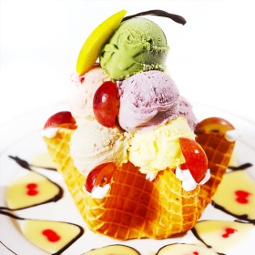 单球冰淇淋