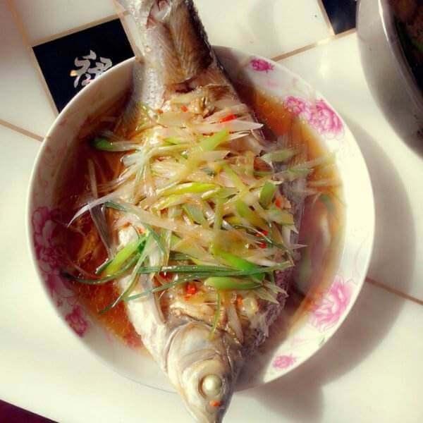 油煎沙尖鱼