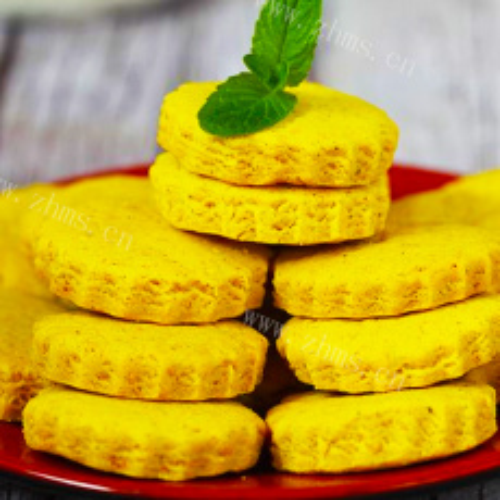 青葱咖哩饼干