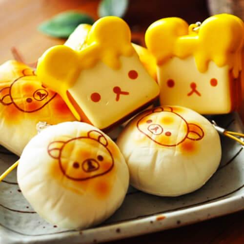彩蔬小面包