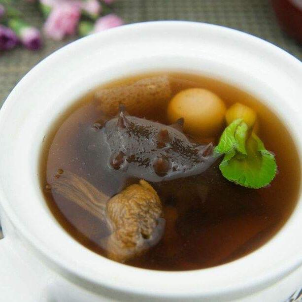 山泉松茸清汤