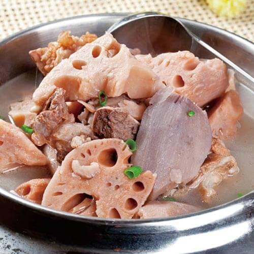 三神猪键子汤