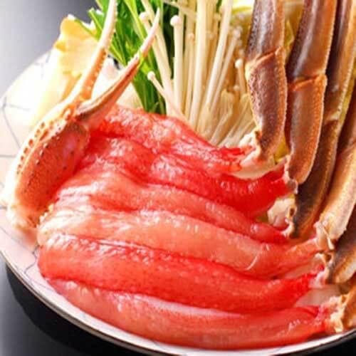鲜汤螃蟹杂锅