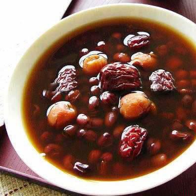 薏米红豆红枣粥