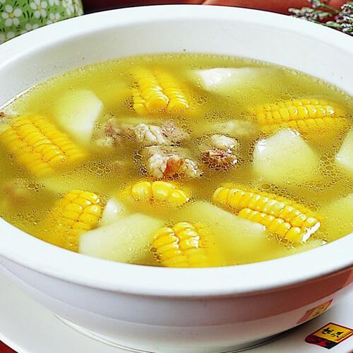 豆腐泡炖排骨(原创)