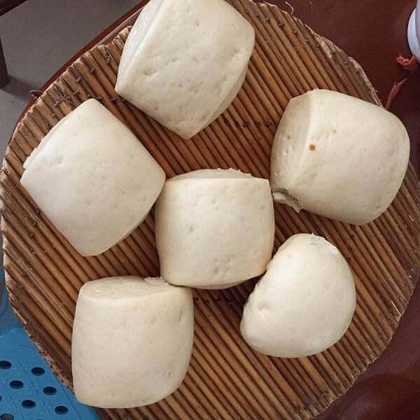 卡仕达酱小饺子馒头