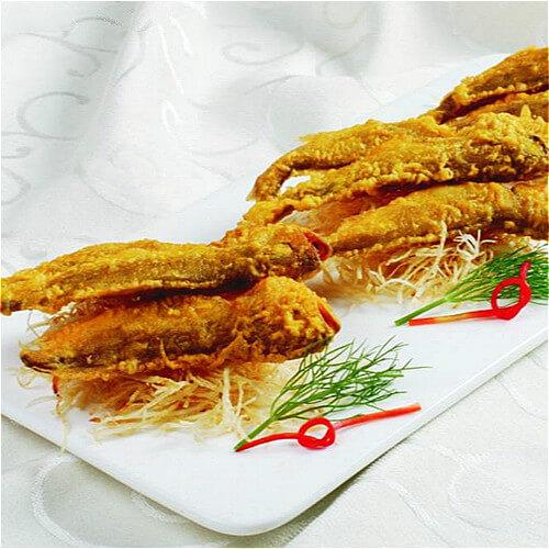 DIY-黄鱼酥派