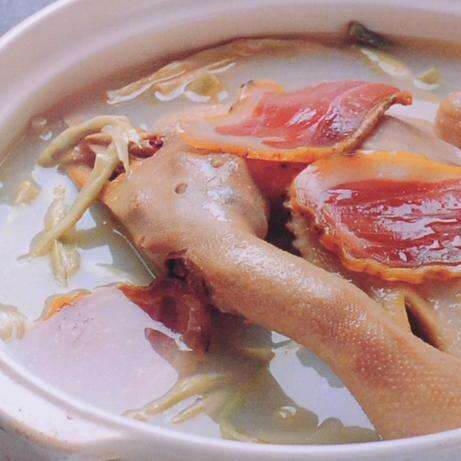 农家鸭子汤
