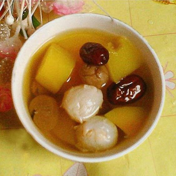 荔枝桂圆汤