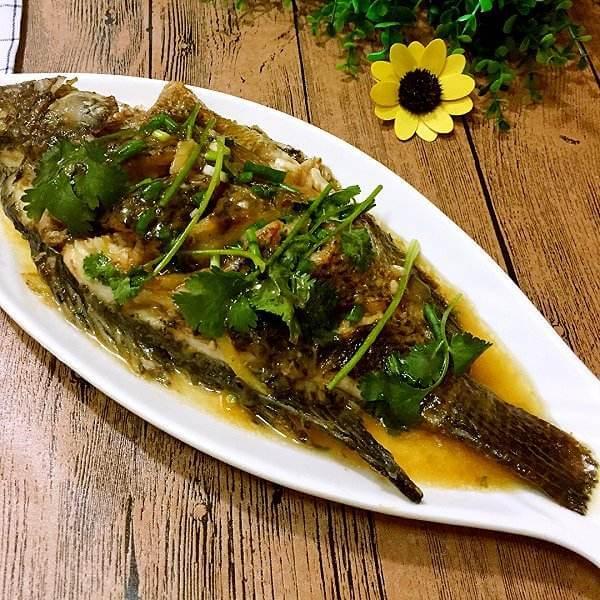番茄福寿鱼