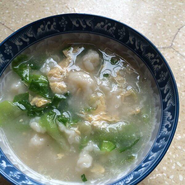 美味好吃的疙瘩汤的做法