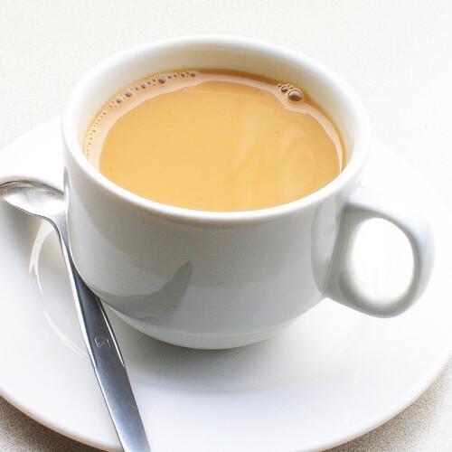 好喝的菠萝蜜奶茶