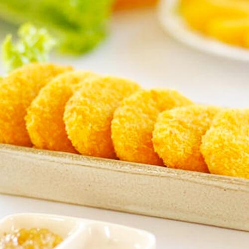 【DIY美食】香蕉酥饼