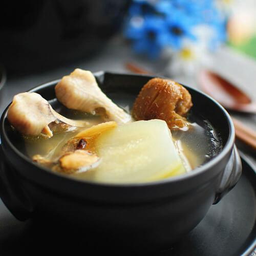 虾米粉丝煮节瓜