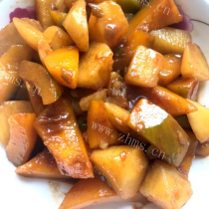 土豆红薯双炖