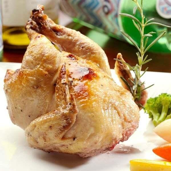 地中海烤酿无骨鸡