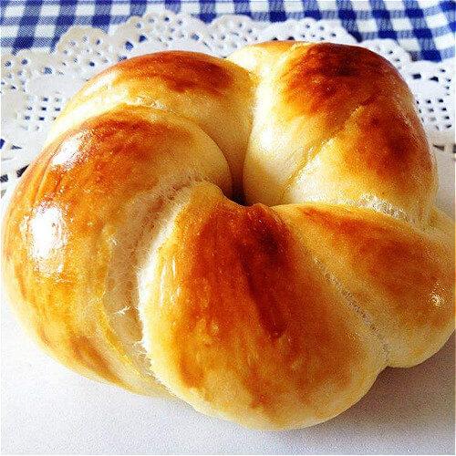 甜香软面包