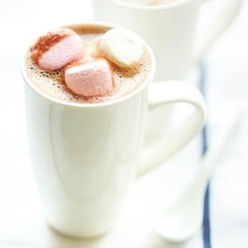 红枣棉花糖奶茶