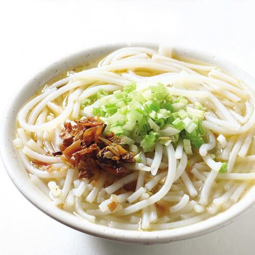 萝卜米粉汤
