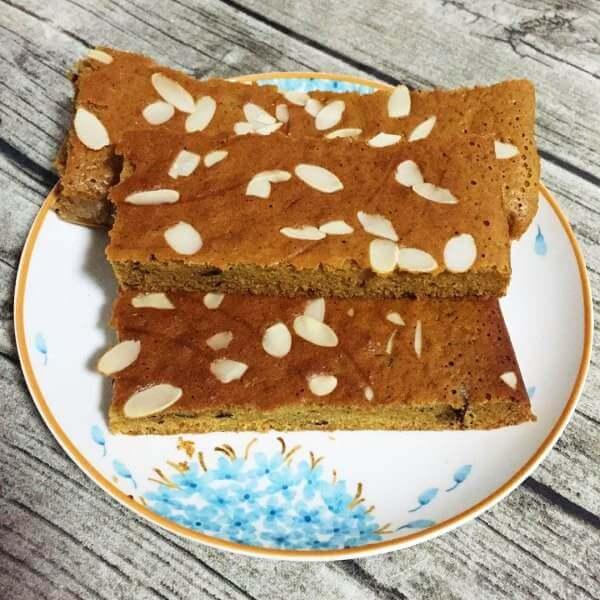 自制枣泥蛋糕