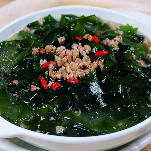 【懒人版】海藻鱼丸汤