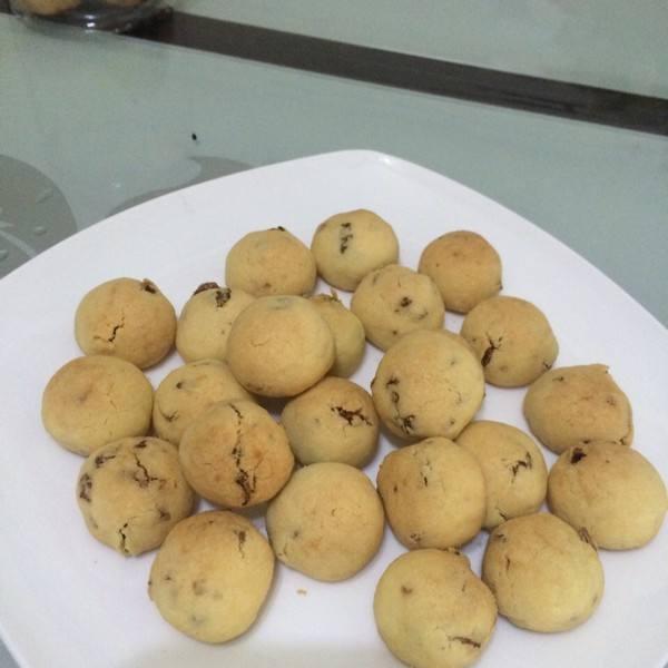 葡萄椰子酥
