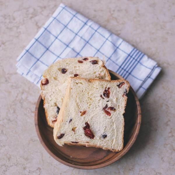 蔓越莓面包机吐司