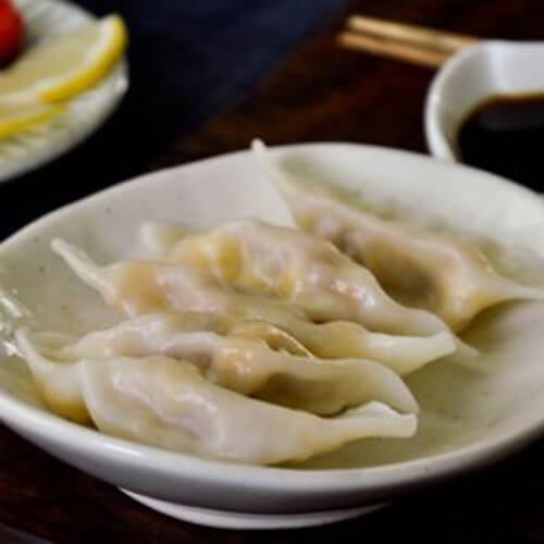美味的素饺子馅的做法