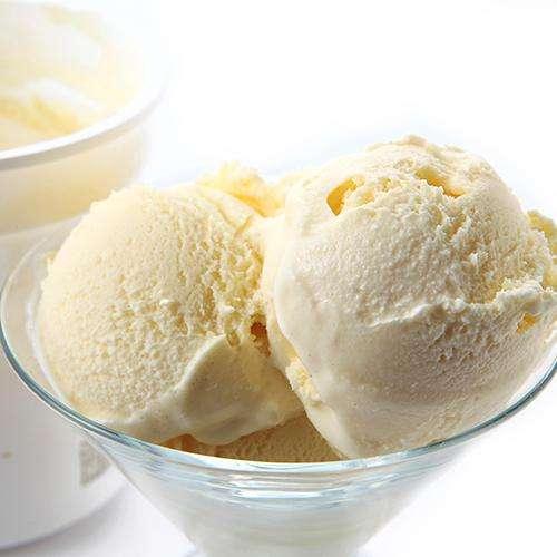 香草味冰激凌