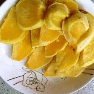电饼铛煎地瓜片