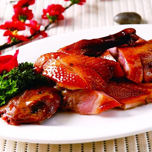 味道不错的酱板鸭