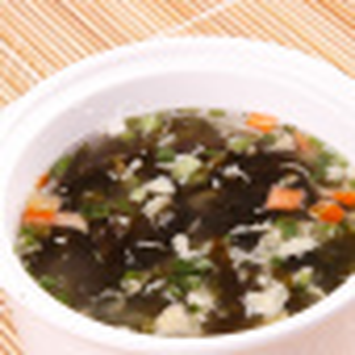 【家庭版】紫菜蛋花浓汤