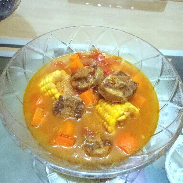 蕃茄牛尾汤