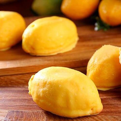 【首发】奶黄橘子宝宝
