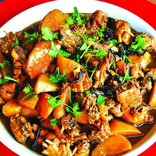 西洋菜炖陈胗