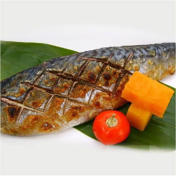香煎鲭鱼柳