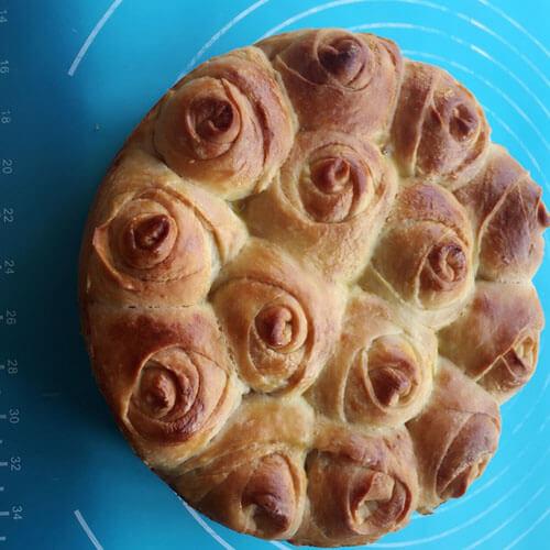 巧克力玫瑰花包