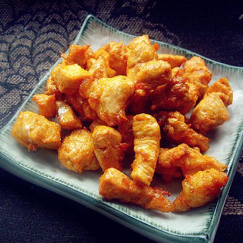 正宗韩式烤鸡块